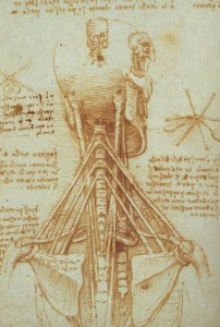 Famous Notebookers - Leonardo Da Vinci