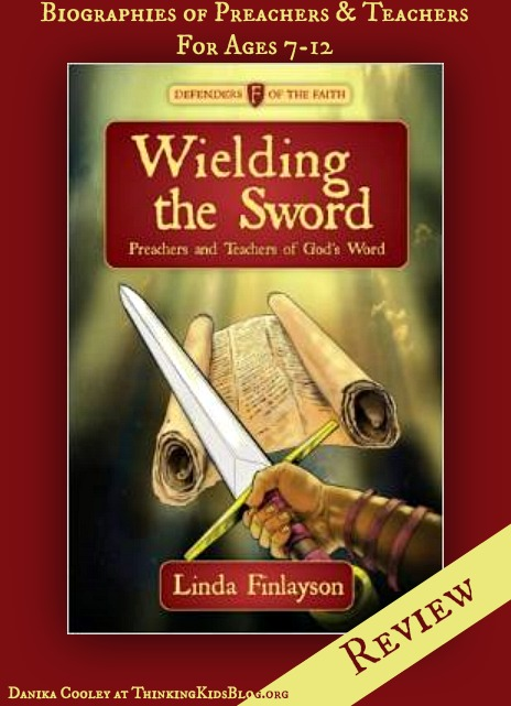 Wielding the Sword by Linda Finlayson Review