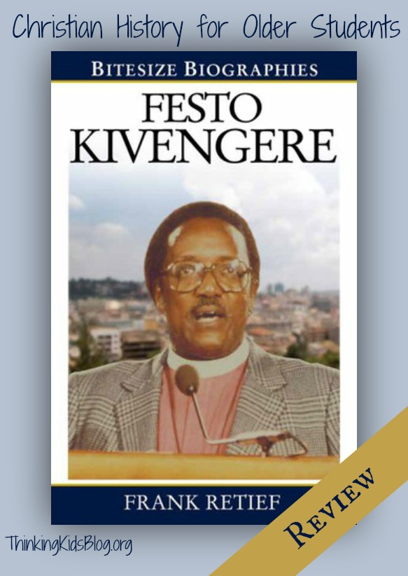 Review of Festo Kivengere by Frank Retief