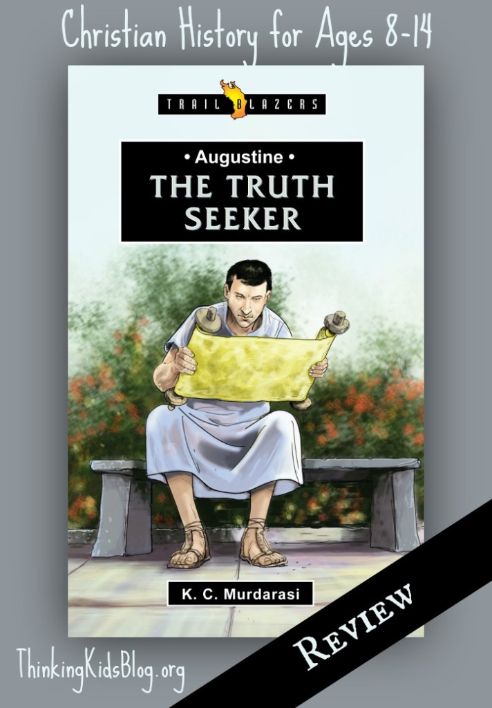 The Truth Seek Augustine - Review by Danika Cooley