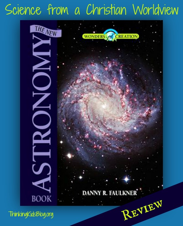 The New Astronomy Book - Review by Danika Cooley
