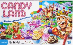 Candy Land Box