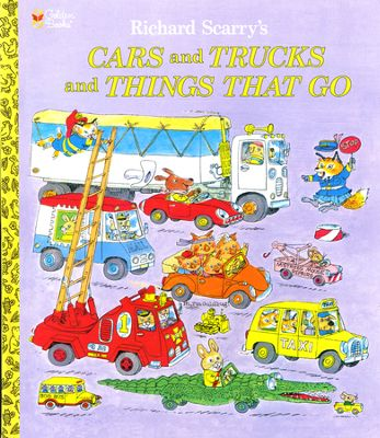 Cars and Trucks - Richardd Scarry