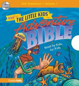 The Little Kids Adventure Bible