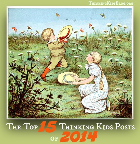 The Top 15 Thinking Kids Posts of 2014