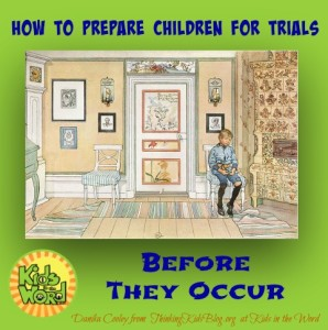How to Prepare Children