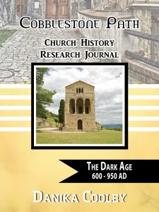 Cobblestone Path Church History Research Journal for middle and high school use