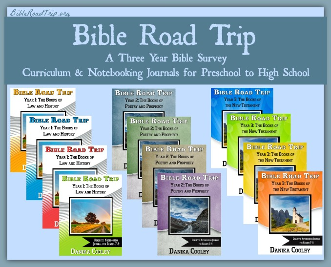bible road trip frequently asked questions