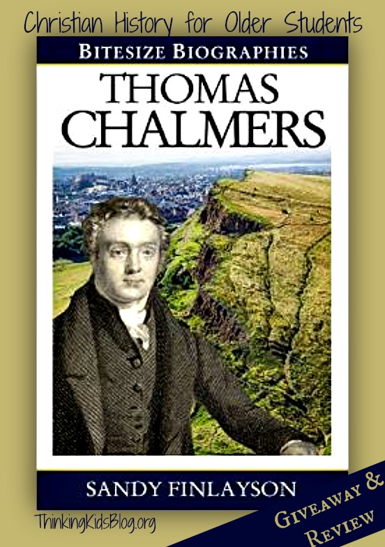 Great Christian biography for older students on the 19th Century Scottish preacher.