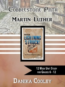 Free 12-Week Martin Luther Unit Study for Middle School and High School