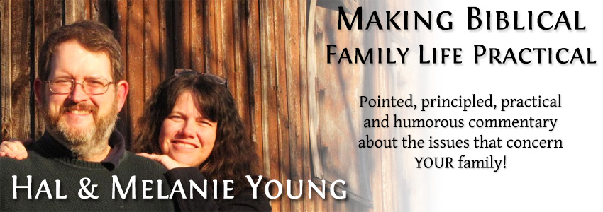 Hal and Melanie Young have a practical, engaging radio show on family discipleship!