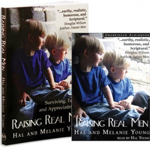 Raising Real Men is a practical, godly resource on raising boys!