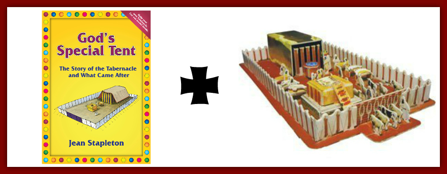 Check out these great Bible Read & Play Kit ideas!