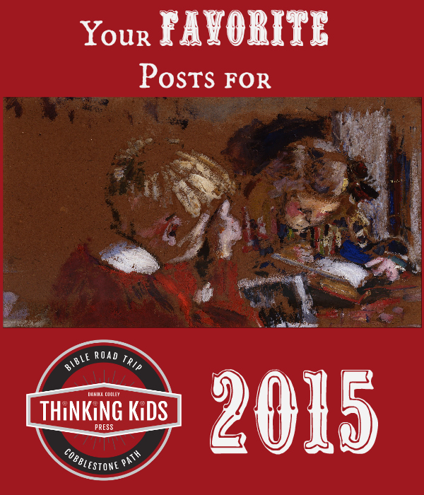 Check out your favorite posts for 2015 from Thinking Kids!