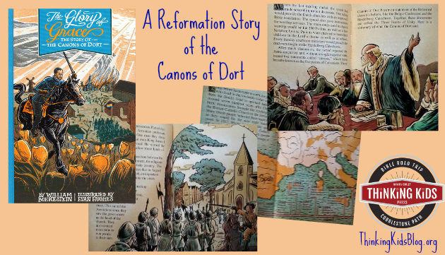 Check out the Reformation story of the Canons of Dort.