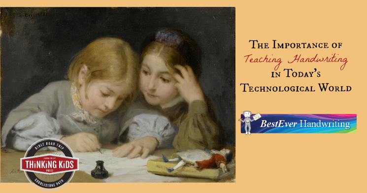 Is handwriting really important? Do your students really need to learn it well?