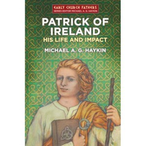 Patrick of Ireland by Michael A.G. Haykin is a great book for high school students!